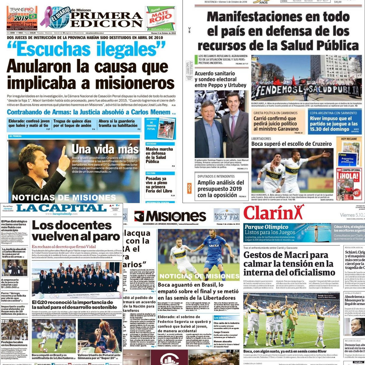 Informaci贸n CABJ's photo on #CopaLibertadores