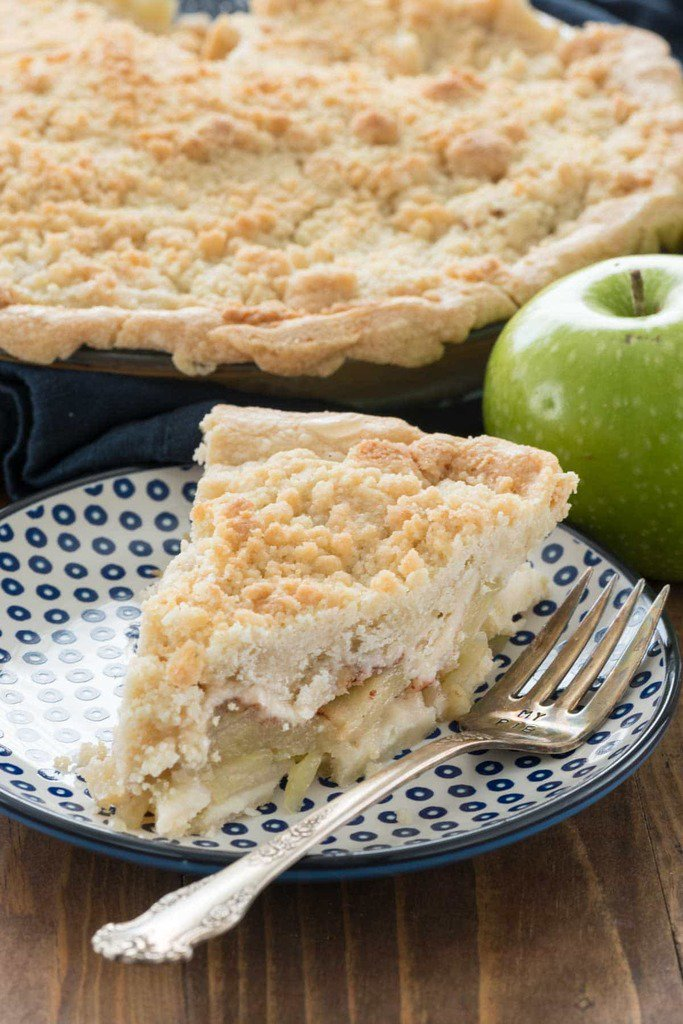 https://t.co/7mnK6RXGo6 - The BEST Crumb Apple Pie #Ali'sKitchen https://t.co/rqwrmr6QVR