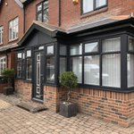 Image for the Tweet beginning: A nice @VEKA_plc @Halo_Systems anthracite