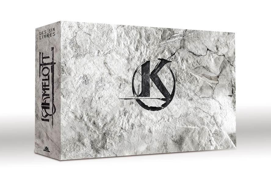 RT + Follow  pour tenter de gagner l'intégrale de la série Kaamelott en coffret, blu-ray et DVD !  #Kaamelott