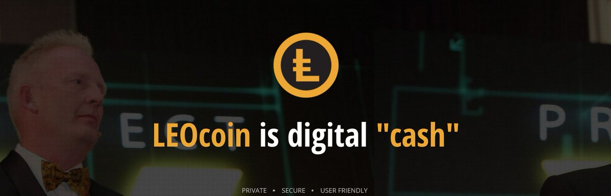 Leocoin On Twitter Privacy Is At The Heart Of Leocoin With The