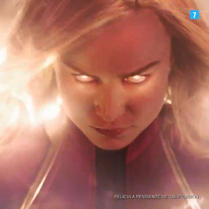 Descubre qué la convierte en una heroína. Este 8 de marzo de 2019, llega #CapitanaMarvel. https://t.co/myFukeC9RR