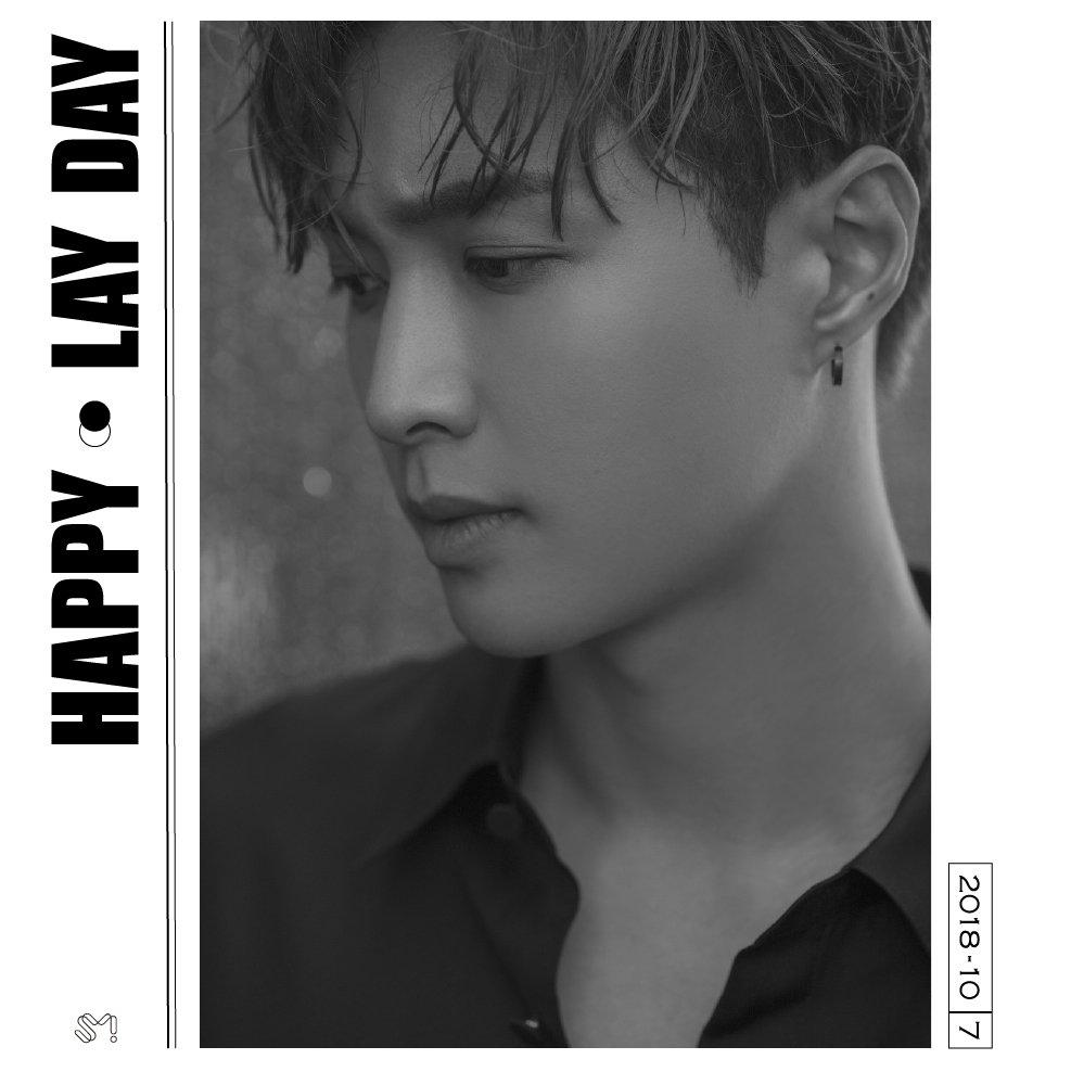 #HappyLAYDay 🎂🎉 #181007 #EXO #엑소 #LAY #레이 @LAY_zhang_
