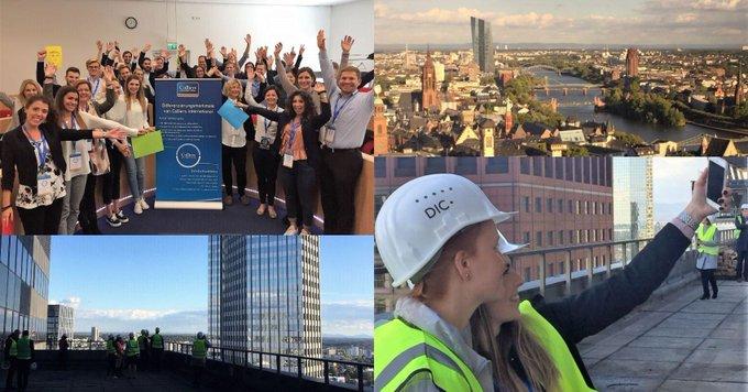 Bei den Startertagen in #Frankfurt haben wir unsere Neuen begrüßt und sie mit einem abwechslungsreichen Programm in die Welt von Colliers International eingeführt. Herzlich willkommen, allerseits! <br><br>Ihre #Karriere-Chance in der Immobilienbranche:  t.co/hldnw77gDH