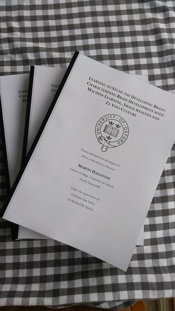 Phd dissertation oxford