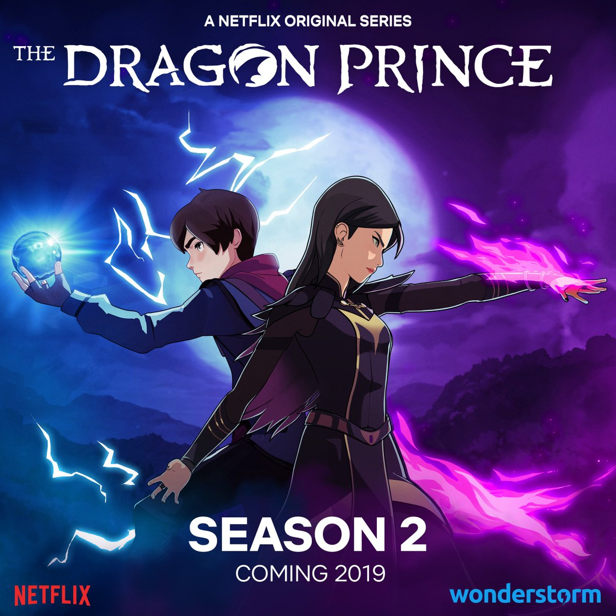 Dragon Prince Season 2 Coming To Netflix Next Year