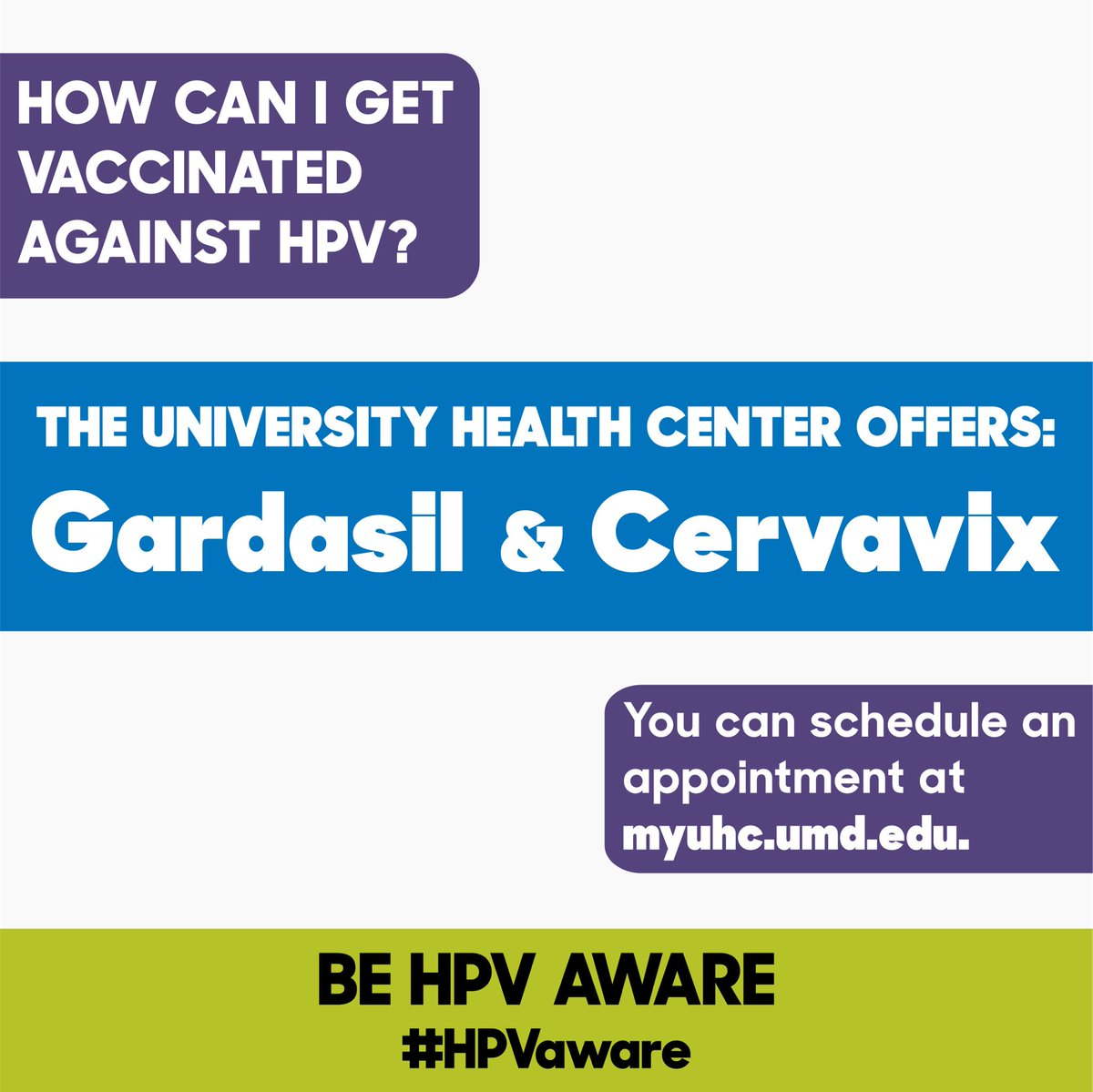 "umd student government assoc. on twitter: ""how can i get vaccinated"