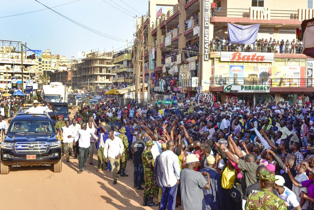 kampala city traders association - HD 1200×801