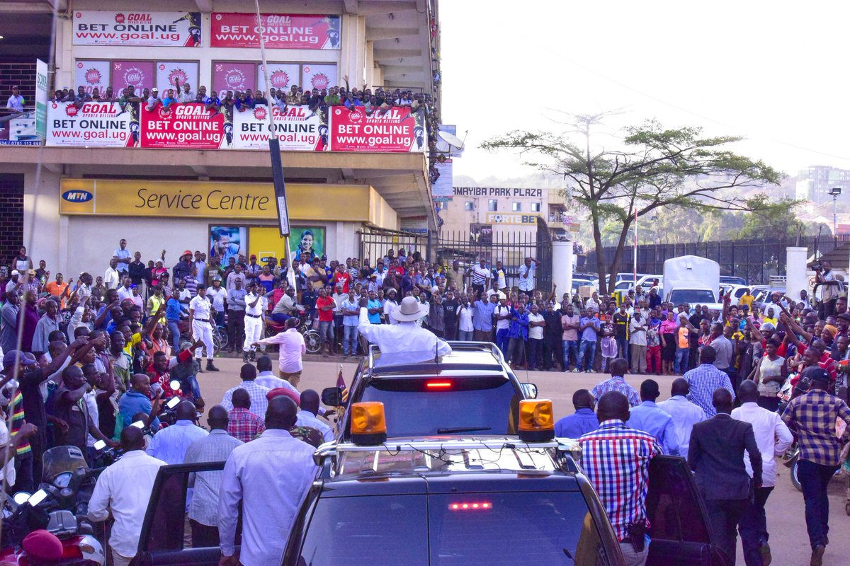 kampala city traders association - HD 1200×800