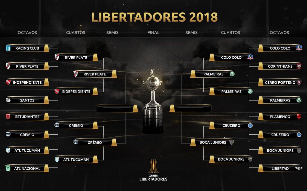 Gu铆a Oficial Libertadores's photo on #CopaLibertadores