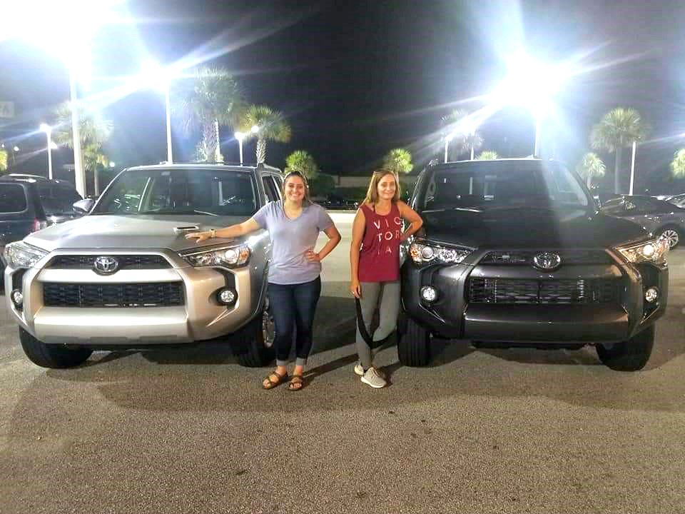 Awesome ... Atlanta To Purchase This 2018 Toyota 4Runnder SR% Premium From Shelly  Grimes At Hendrick Toyota Of North Charleston! Because Of Jenniferu0027s New  Car, ...