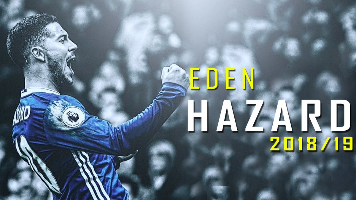 Eden Hazard 2019 ● Best Skills & Goals HD https://www.youtube.com/watch?v=h8RUEpQ_ooA… Please Watch