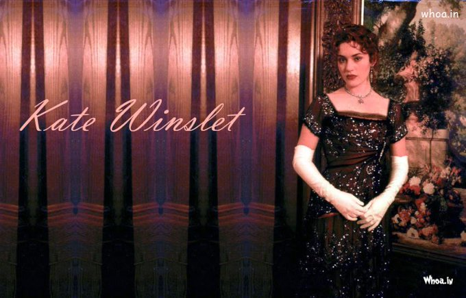 Happy Bday Kate Winslet....Our unforgettable Rose Dawson..Stay blessed..