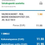 Image for the Tweet beginning: Kolmospäivään vähän korista @NordicBetSuomi #NordicBetKisa