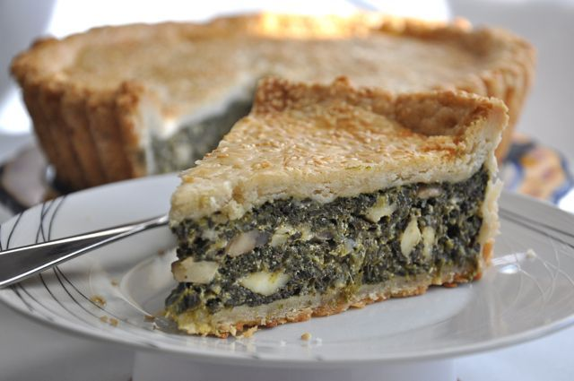 Kale and Mushroom Pie with Seeded Crust recipe by The Pie Academy https://t.co/SN08uLhP01 https://t.co/MRZ9nUPqEi