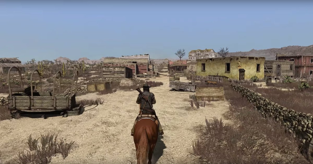 Red Dead Redemption on Twitter: