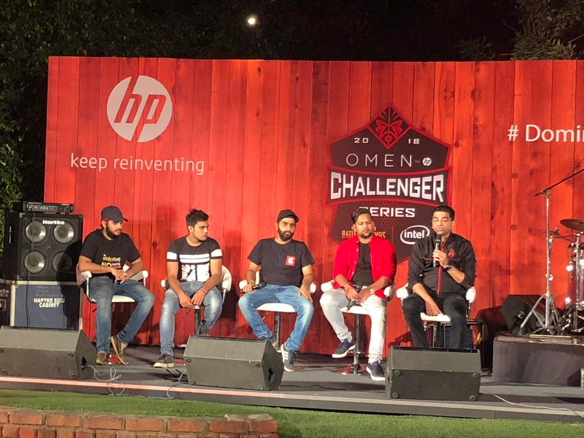 Laptop for gaming Mr. Prasanna tells the gamers how Omen by HP laptops are designed to DominateTheGame https t
