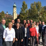 Image for the Tweet beginning: ECM Board met in #Graz