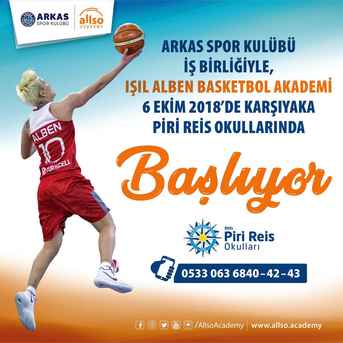 TEKRAR MERHABA İZMİR💙🏀💙 Yarın BAŞLIYORUZ👊🏻 #ışılalbenbasketbolakademi #basketboluseviyoruz