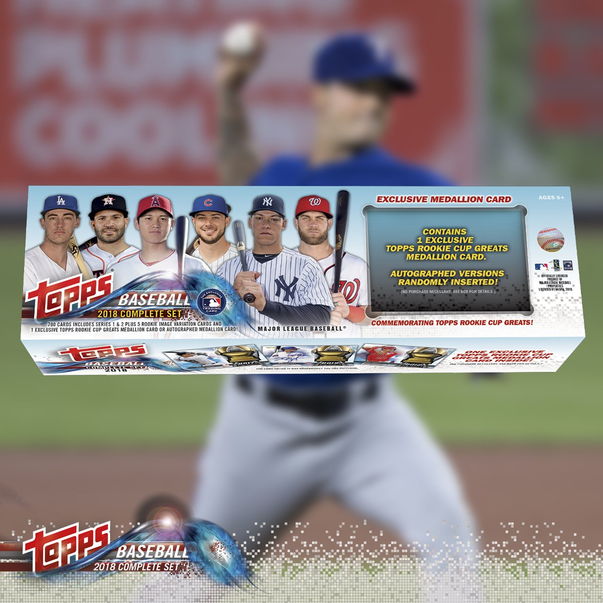 Excell Marketing Official On Twitter All Topps Mlb