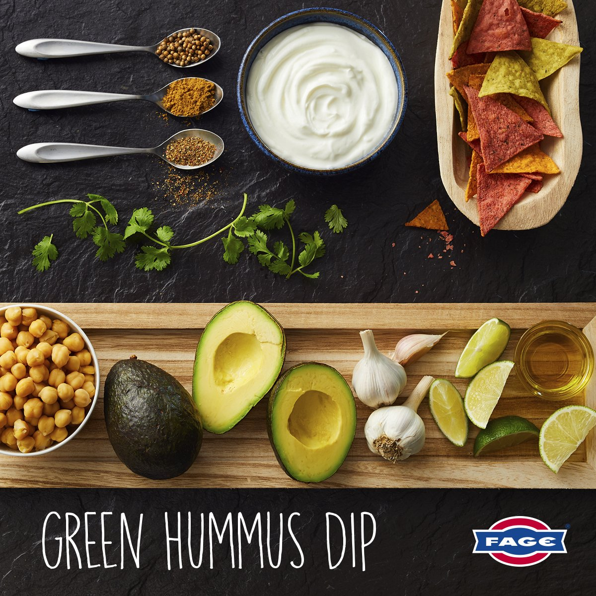 Are you a superfood fan? If so, try avocado with FAGE Total 2% for easy hummus snacking!  https://t.co/CViPL1zNC0 https://t.co/niEUK9EXv2