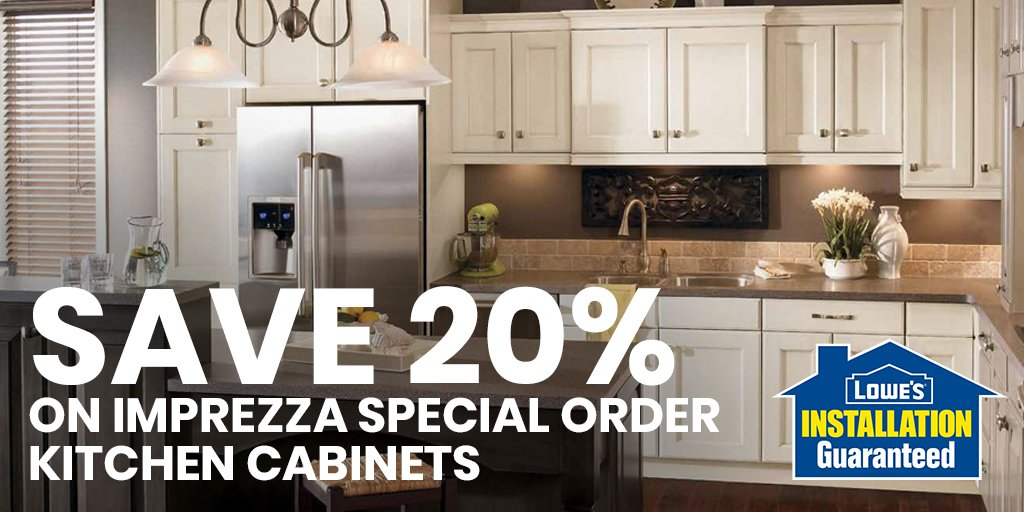 Lowe S Canada On Twitter Perk Up Your Pantry Save 20 On Imprezza