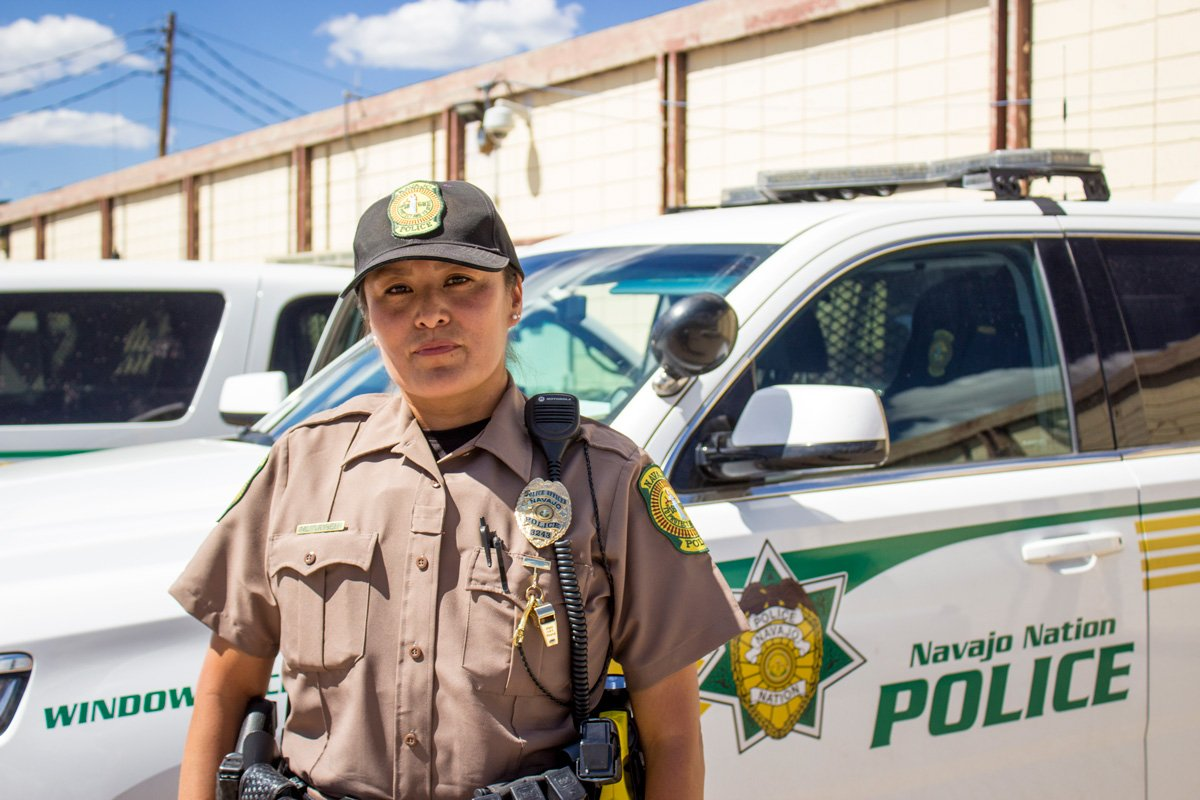 A revival for the #NavajoNation's police force. hcne.ws/2QnYMx3