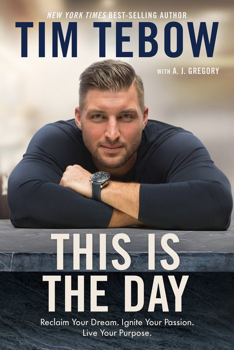 Everyone go check out @TimTebow's new book, #ThisIsTheDay. Definitely a must-read!! timtebow.com