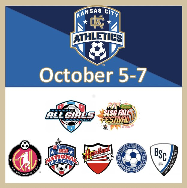 Kc Athletics Soccer Club On Twitter Fingers Crossed For The