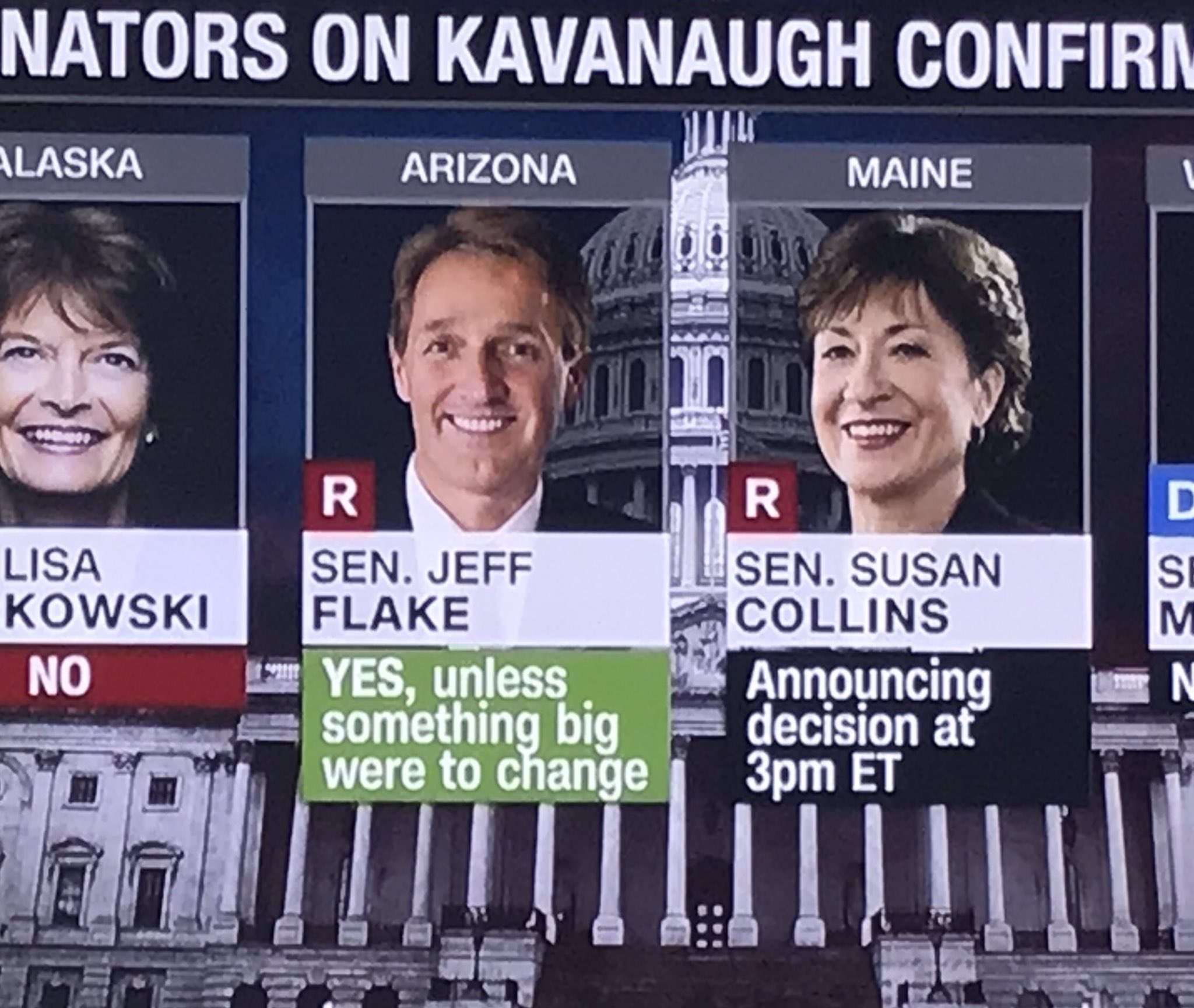 BREAKING: Jeff Flake open to being visited by three ghosts before making final decision https://t.co/KueM72Twdi
