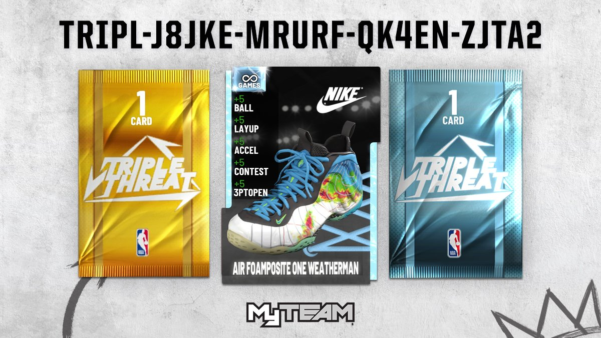 NBA 2K19 MyTEAM on Twitter: