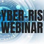 Image for the Tweet beginning: Cyber Risk Webinar - Register