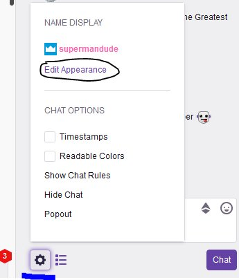Change Twitch Name Color On Mobile - logo design ideas