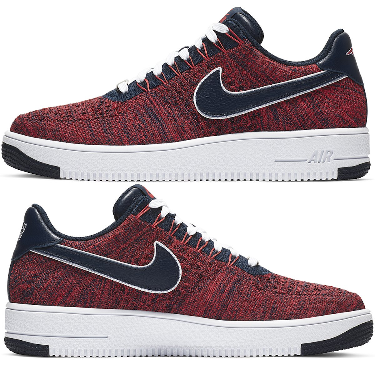 60cf5d0c7b268 nike robert kraft team up on special air force 1s for charity
