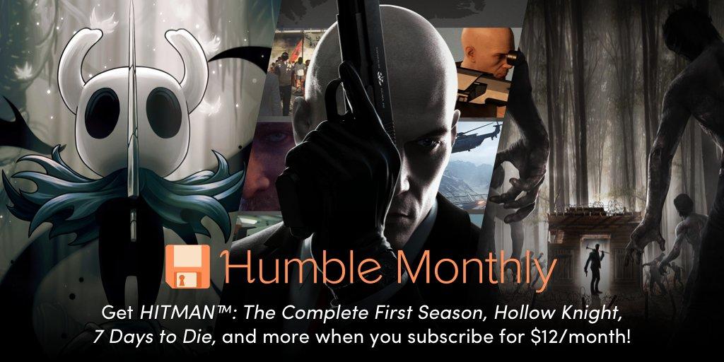 humble bundle hollow knight