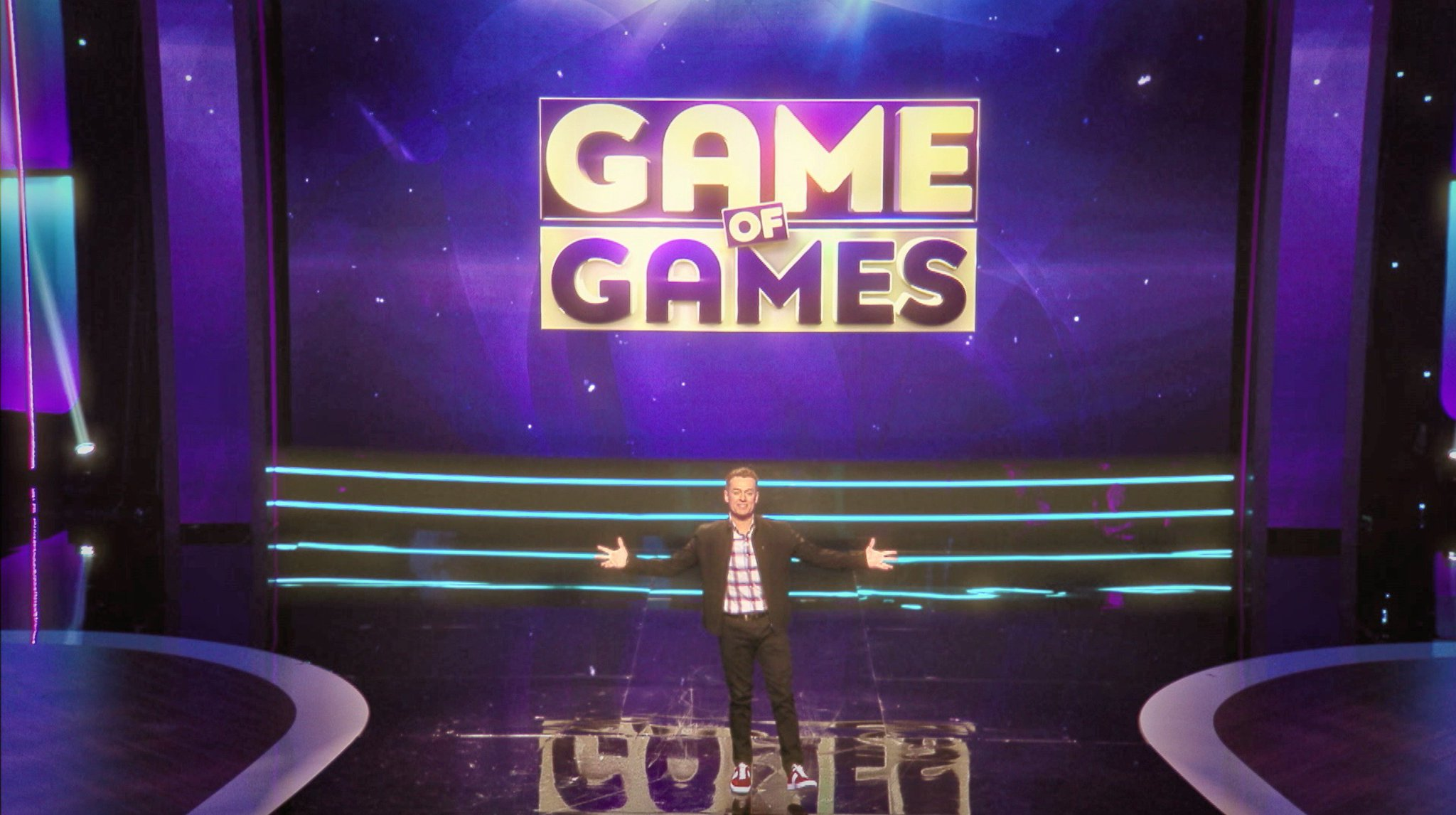 G'day, Australia! I'm handing #GameOfGames over to @GrantDenyer. Don't miss it this Sunday, 7:30PM! @GameOfGamesAU https://t.co/eDoeqmUDL2