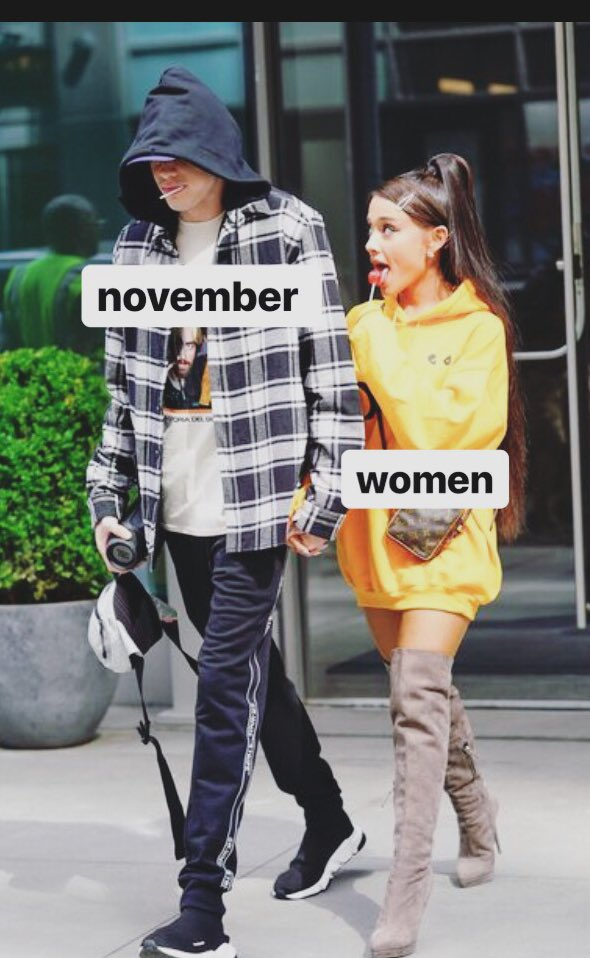 according to my sources november is coming.