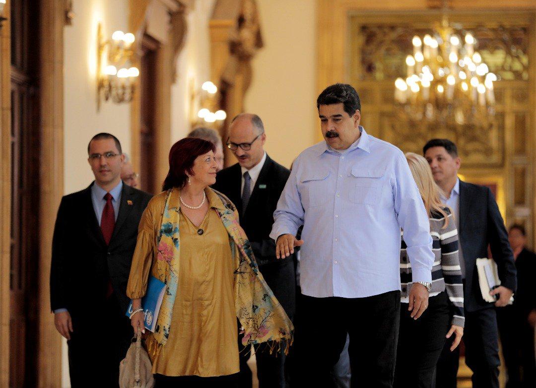 NuncaMásUn11A - Venezuela un estado fallido ? - Página 39 Dox1BvLX4AAnB2R
