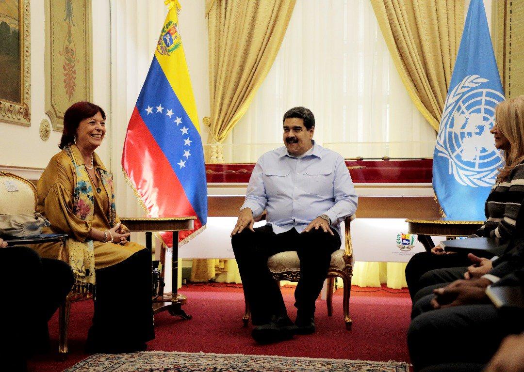 NuncaMásUn11A - Venezuela un estado fallido ? - Página 39 Dox1CKsXUAYE0hA