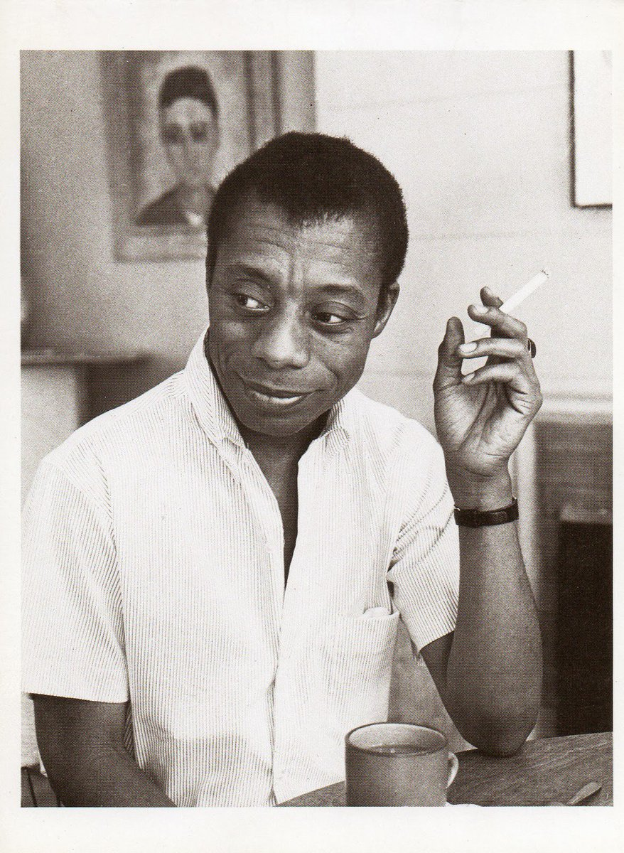 'I can't believe what you say, because I see what you do' James Baldwin