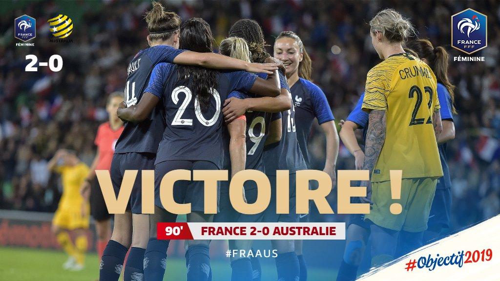 Équipe de France féminine de football - Page 4 Doxc_LSW4AAnhmg