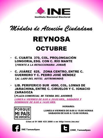 Ine Tamaulipas Twitterissä Ine Tamaulipas Informa La