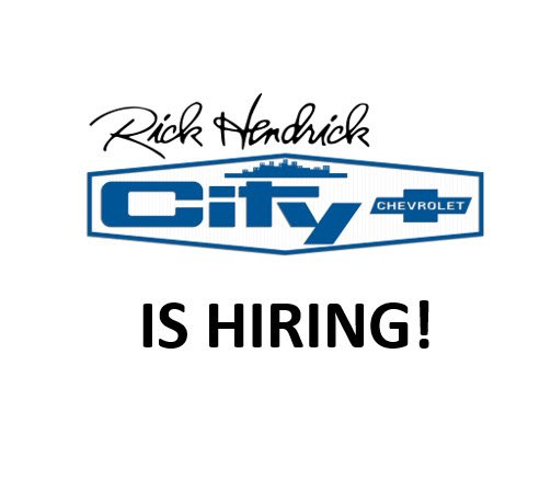 Rick Hendrick City Chevrolet >> City Chevrolet On Twitter Looking For A Job Or Know
