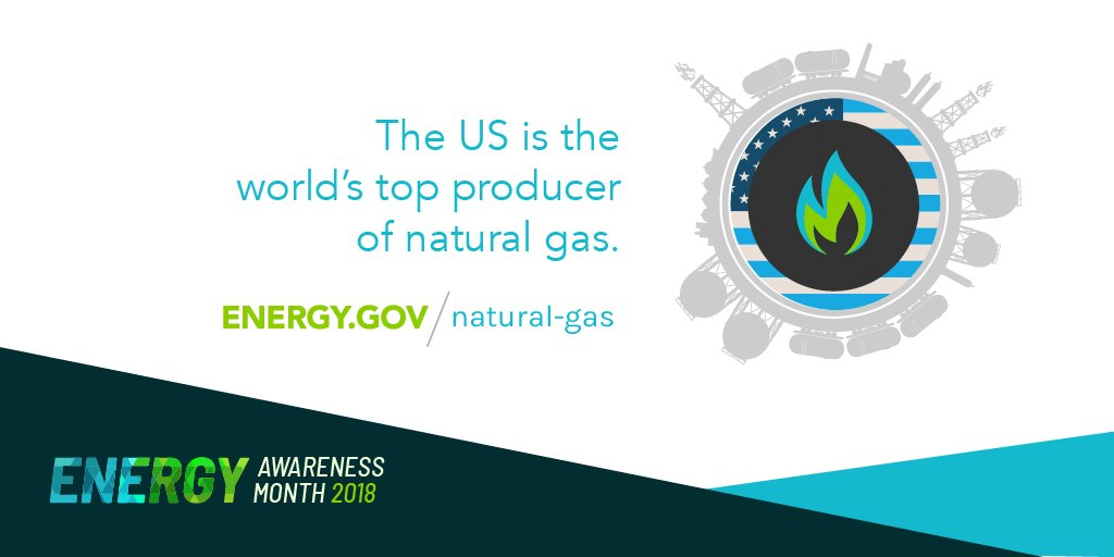 Rick Perry On Twitter The Us Is The Top Producer Of Natural Gas