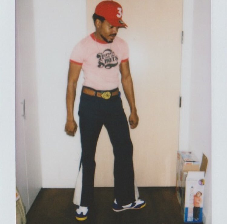 """Chance The Rapper says he made $6 million in one year off his """"3"""" hats"""
