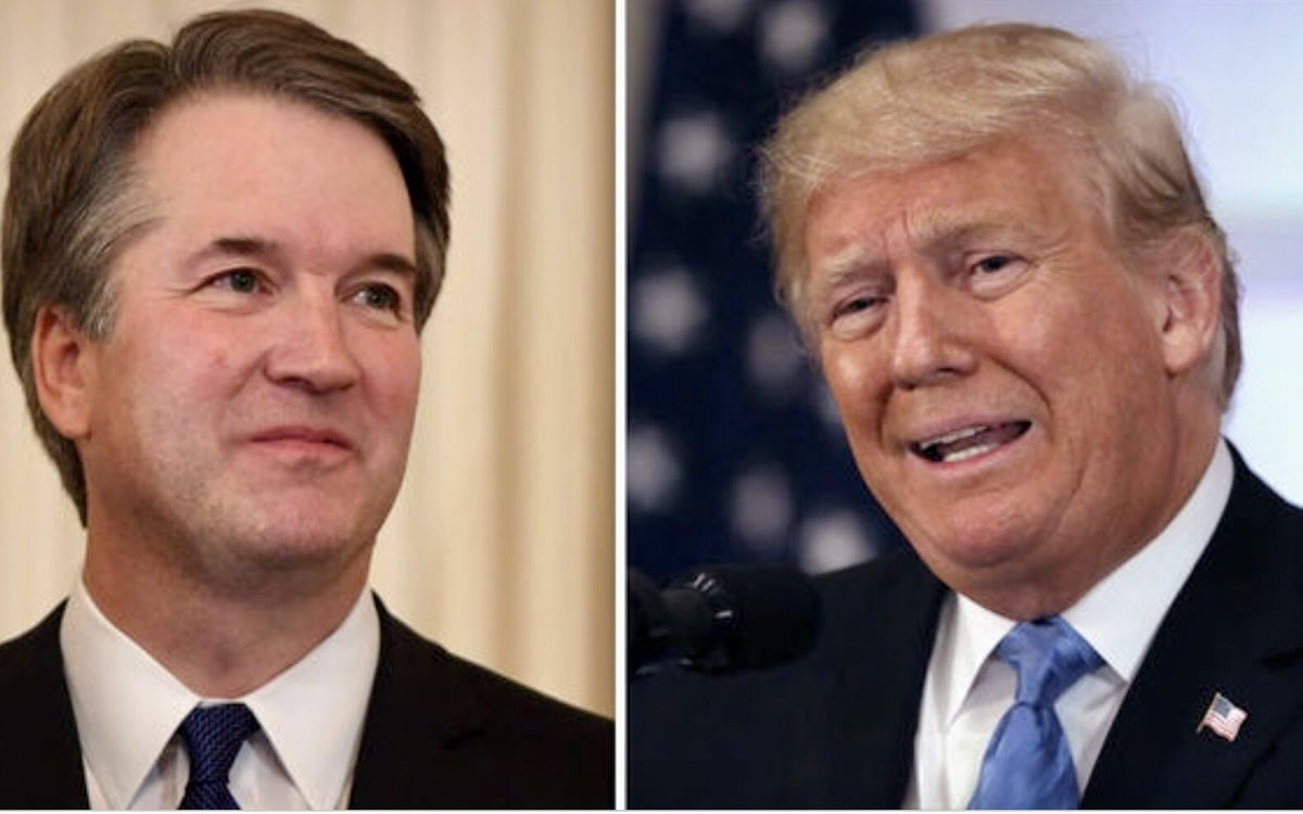 Winning Combination... Thank you President Trump for not folding on Judge 👨‍⚖️ Kavanaugh ... Congratulations to Judge Kavanaugh .. the next SCOTUS of the United States 🇺🇸... @realDonaldTrump @BrettKavanaugh