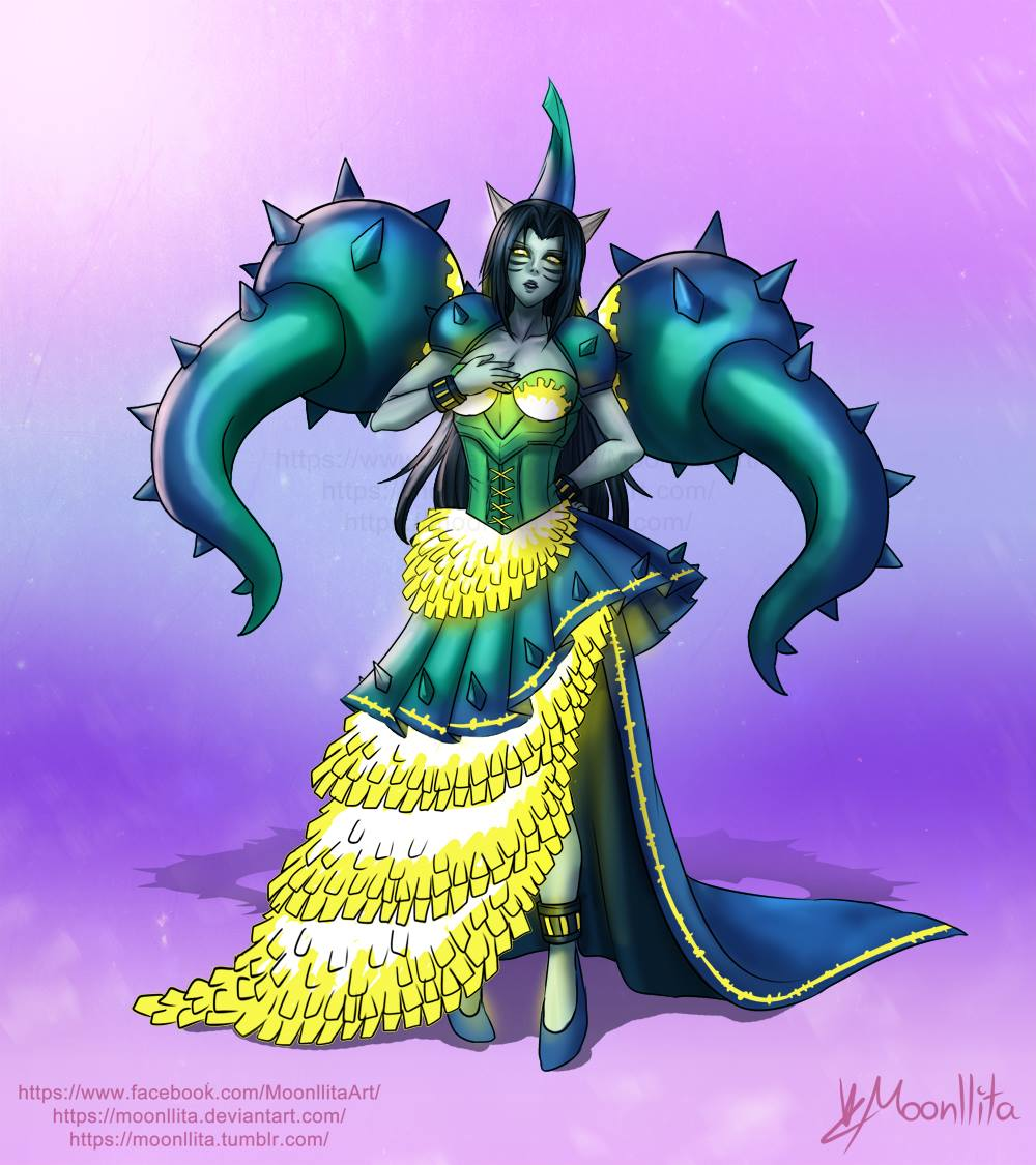 hydra art of cosplay