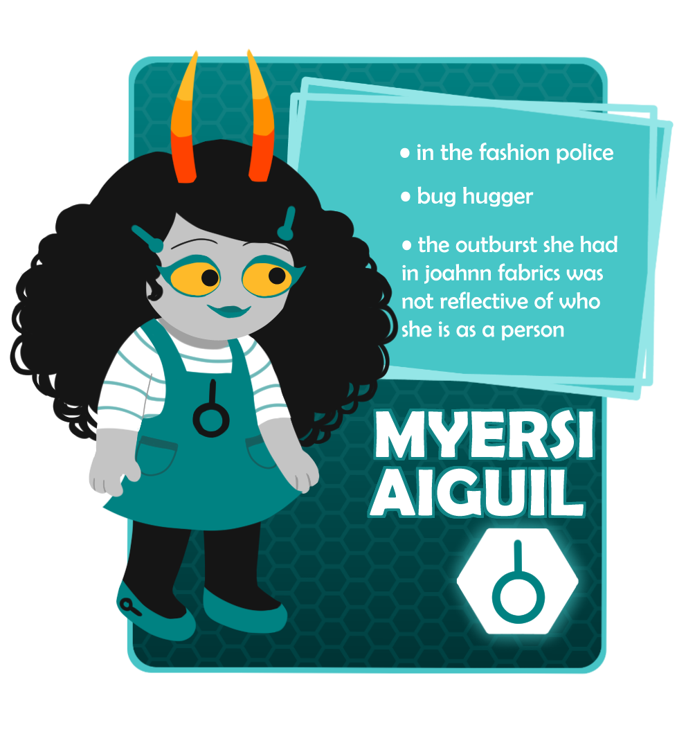 Vriska Mcelroy No Twitter Part 1 Rogue Of Breath And Sylph Of