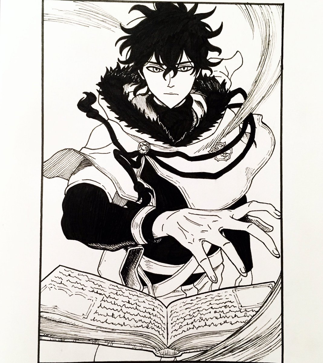 Yunoblackclover Hashtag On Twitter