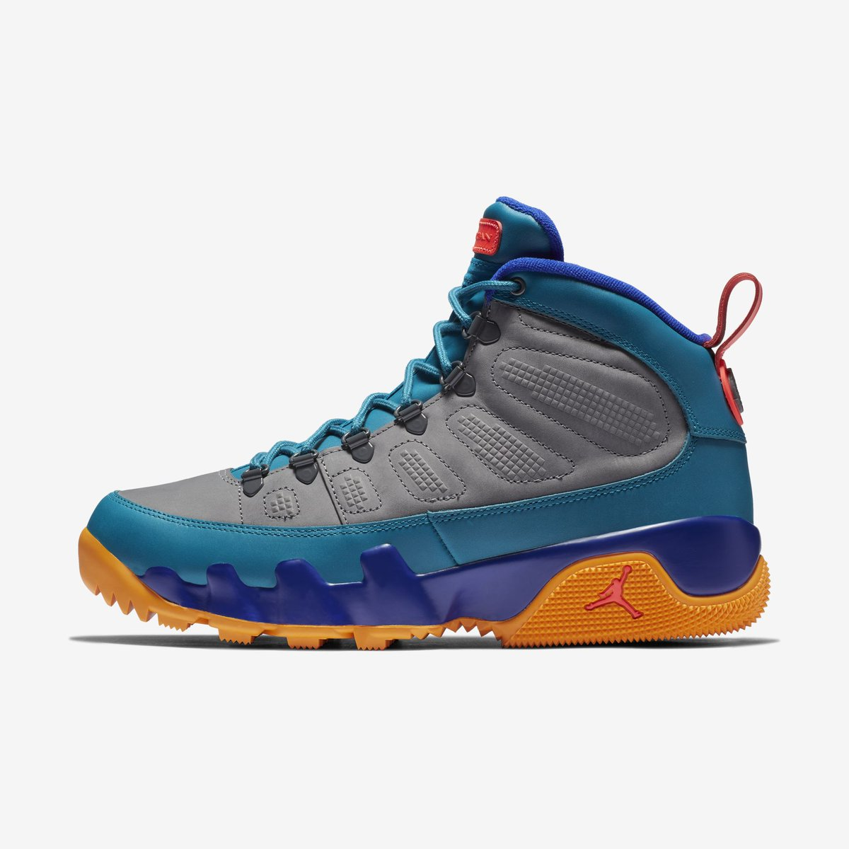5186876a0f7626 Jordan 9 Retro Boot NRG official images October 13th  https   j23app.com s 2013  pic.twitter.com PBSZU6oZAC